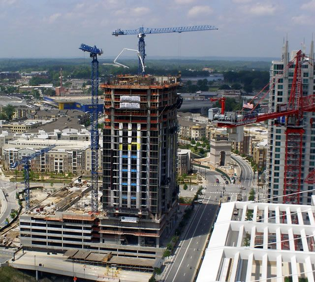 Bellwether Landscape Architects In Atlanta Ga: 17 Best Images About Atlanta SkyScrapers!! On Pinterest