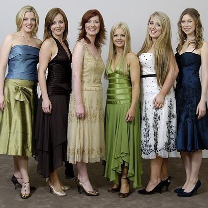 Celtic Woman Pictures -  Meav N, Lisa K, Orla F, Mairead N, Chloe A, Hayley W
