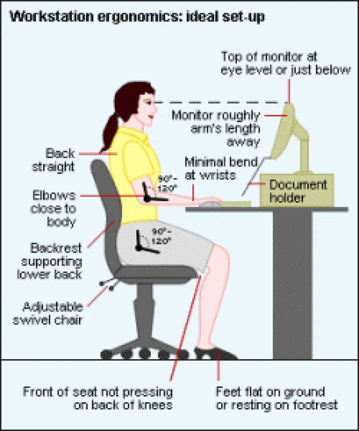 Working at a keyboard? Take steps to prevent the wrist pains of carpal tunnel syndrome