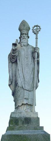Saint Patrice (Patrick), évêque et confesseur