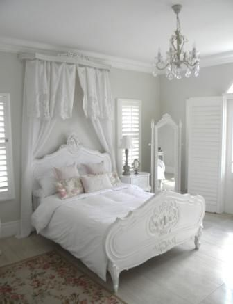 Shabby Chic French - http://ideasforho.me/shabby-chic-french/ -  #home decor…