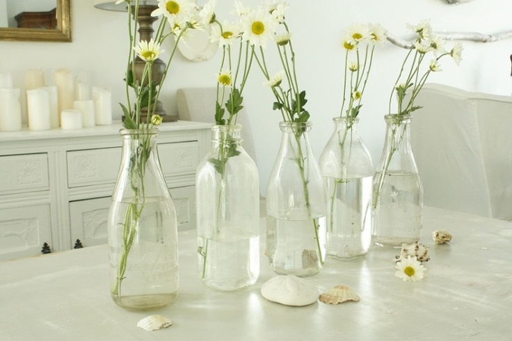It Would Be Pretty To Have Some Different Types Of Vases