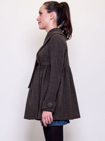 The Brunswick – #gehrich #gehrichmelbourne #coat #itailianwoolcashmere #cuff #coat #womensfashion #thebrunswick