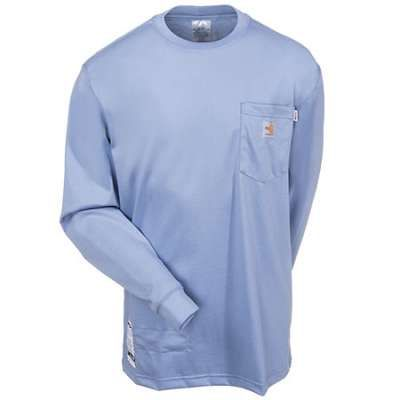 This #Carhartt shirt is fire-resistant and moisture-wicking!