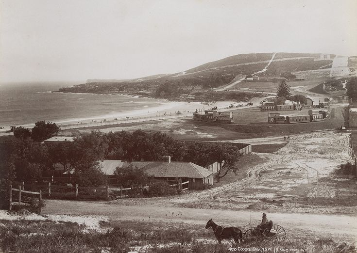 Coogee,in eastern Sydney in 1888.