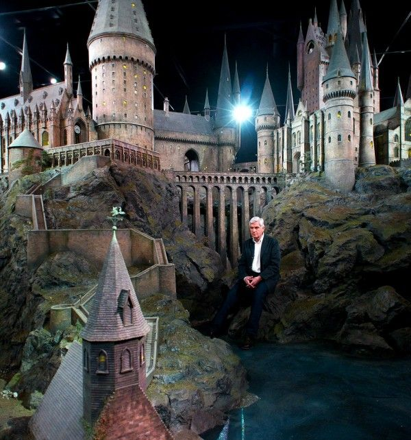 WB planning on displaying the 50ft. Hogwarts castle model used in the Harry Potter films
