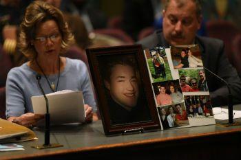 Grieving Staunton parents plead for stricter DUI custody laws for underage offenders - http://senatorandymanar.com/multimedia/press-releases/346-grieving-staunton-parents-plead-for-stricter-dui-custody-laws-for-underage-offenders