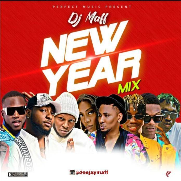 Mixtape Dj Maff New Year Mixtape Https Ift Tt 2fbkpgp In 2020 Mixtape Mixtape Cover Party Mix
