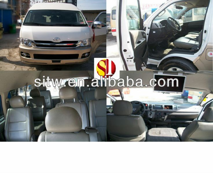 TOYOTA HIACE minibus for sale (2012)