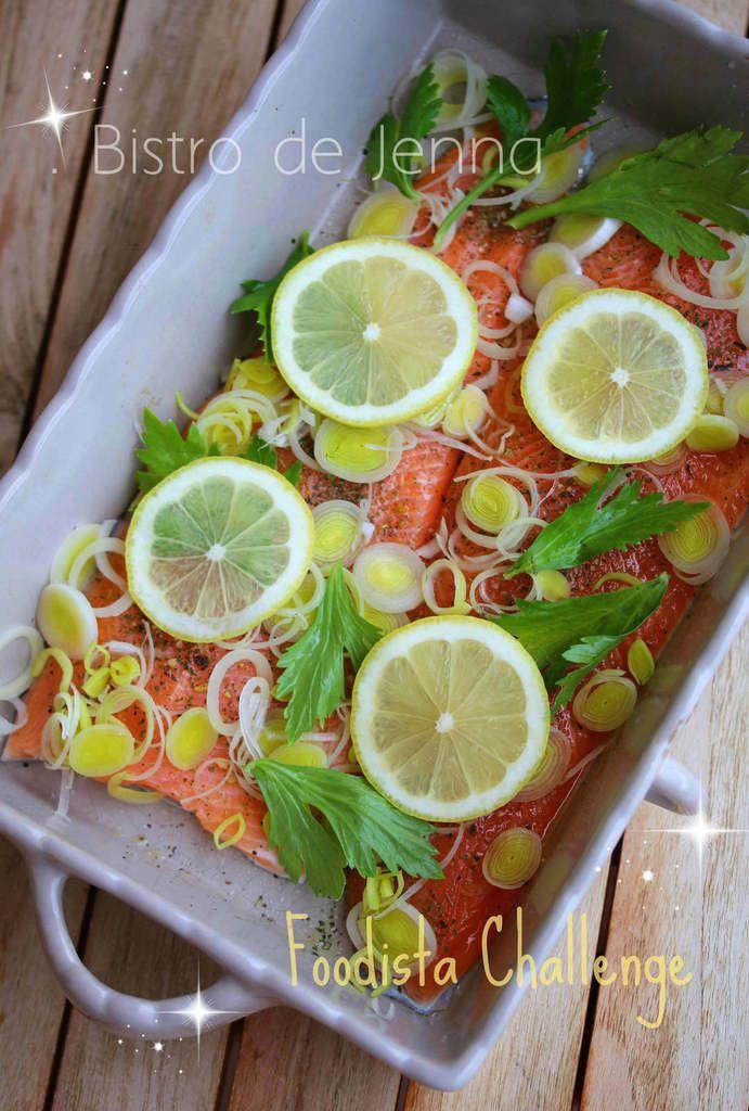 La Foodista Challenge c'est un défi culinaire, créé par Stéphanie du blog Cuisine moi un mouton . Foodista Challenge #5 est organiser par Ana ïs du blog Lemon and Sardine avec son jolie thème: ༺༻ Un zeste de méditerranée ༺༻ Le citron est un fruit magique...