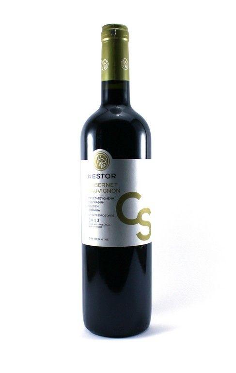 ''NESTOR'' Cabernet Sauvignon Red Dry Wine 750ml