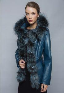 ble-zaketa-gouna-2017 Impressive women leather jackets 2017