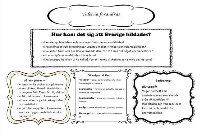 Medeltiden ht16: Argumentation ht16: Kodspråk vt16: Instruktion vt16: Religion ht15: Vikingatiden ht15: