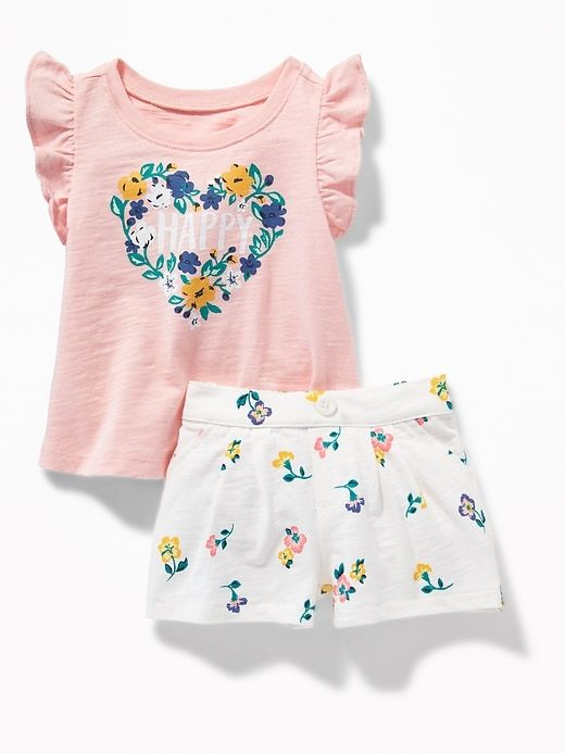 c4f49c6cb product photo | floral | Baby jeans, Carters baby girl, Cute baby clothes