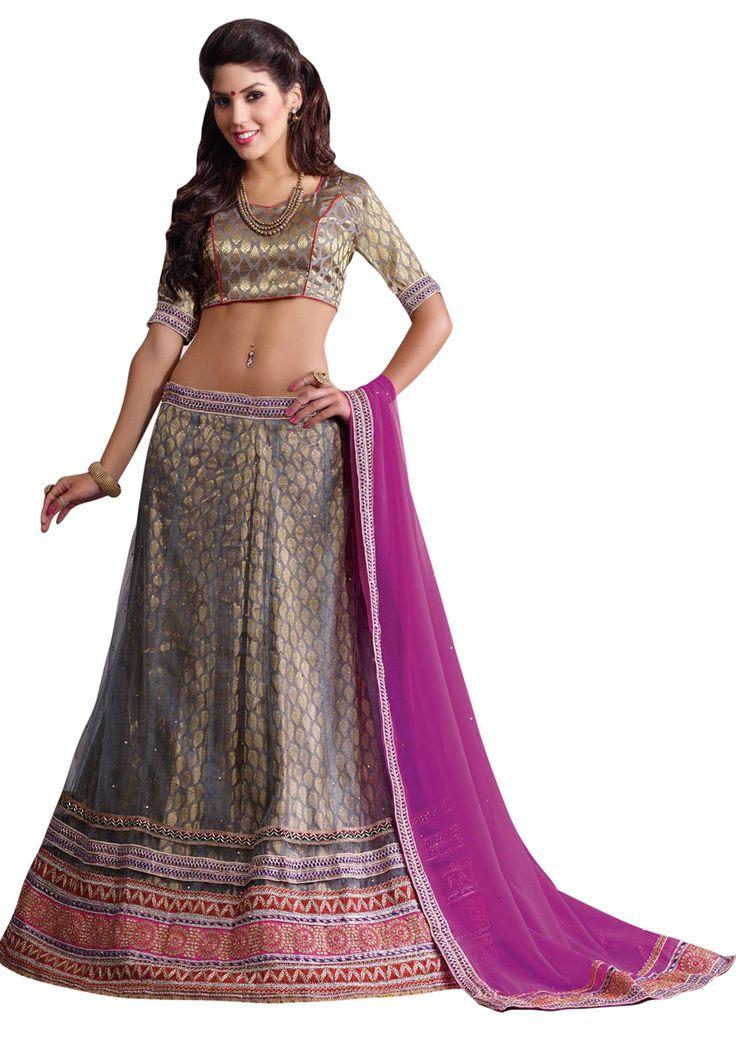 Wedding lehengas | online shop latest wedding lehengas dress at shelina
