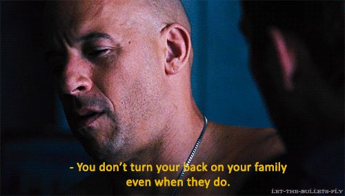 dominic toretto quotes about family fast 5 - Google Search