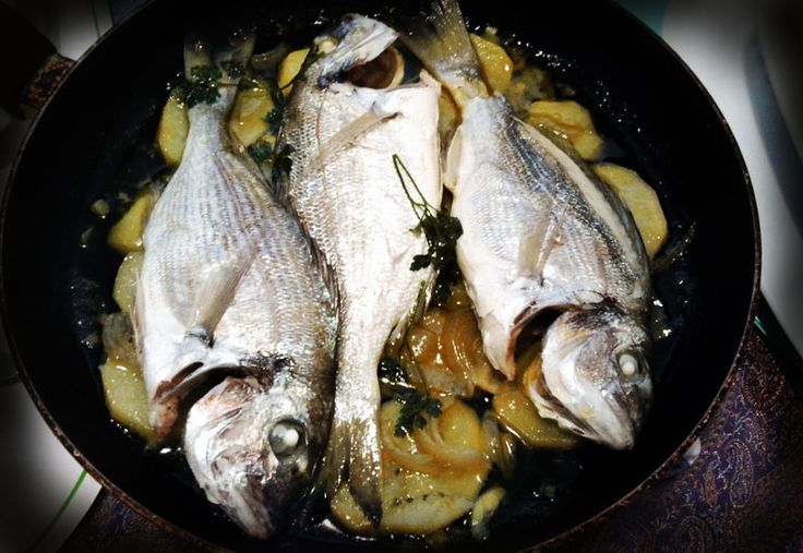 18 best images about traditional istrian recipes on for Best white fish to eat