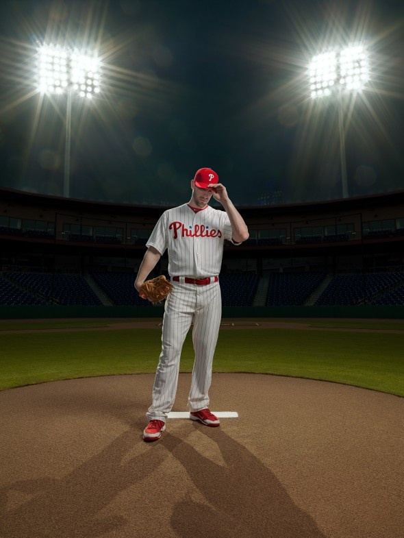 Phillies. Cliff Lee.