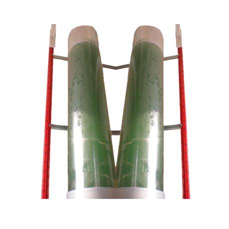 ✭ Photobioréacteur SP2010® - Isua® Biotechnologie ✭ Photobioréacteur en tube pvc transparent pour un rendement et une constante de vos cultures. Maintient, optimisation et augmentation de masse garantie pour une qualité irréprochable.
