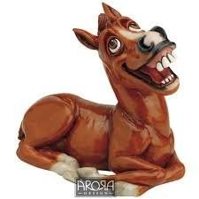 Pets With Personality - Foal Sally 5018 Available @ Li'l Treasures $35. (International Shipping available)