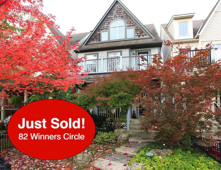 "Just Sold! 82 Winners Circle  ""What's for you won't go by you"""