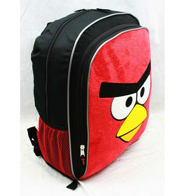 Angry Birds - Angry Birds Large Backpack #AN8289 in Boys Backpacks