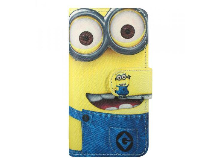Flip Case (puzdro) pre Iphone 5/5S - mimoň (Despicable me)