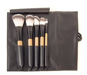 Antonym Cosmetics Professional 5 Face Brush Set by Antonym Cosmetics. $65.00. eco friendly and cruelty free materials. developed By Makeup Artists. super Soft And Luxurious Bristles. professional quality makeup brushes. powder, blush, contour, foundation, concealer and pouch.