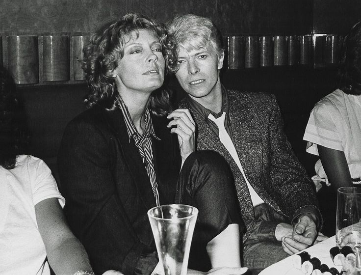 David Bowie and His Many Friends