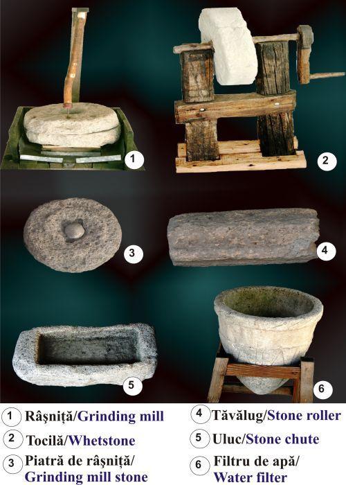 Expoziţia pavilionară MEAP - Prelucrarea pietrei