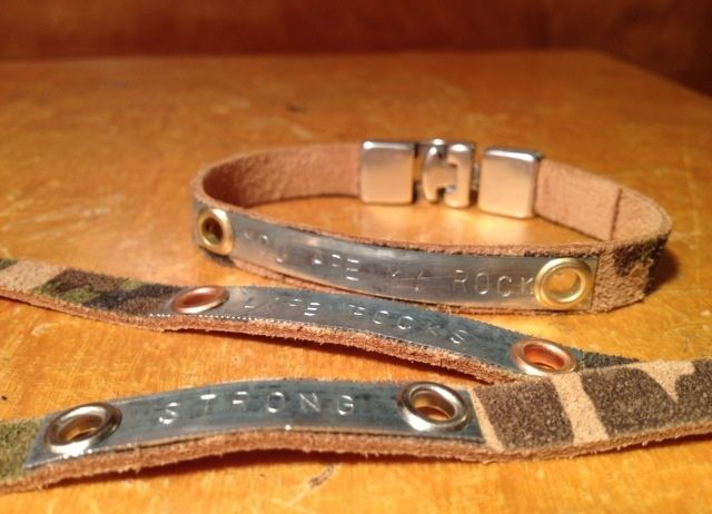 Bracelet camo from Madlymore by C
