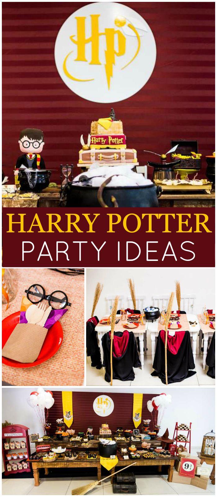 harry potter birthday - photo #40