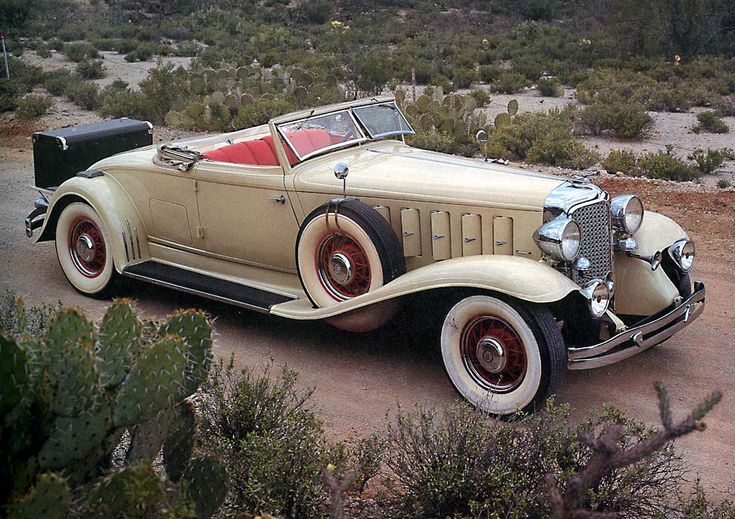 1932 Chrysler Imperial CL Convertible Roadster