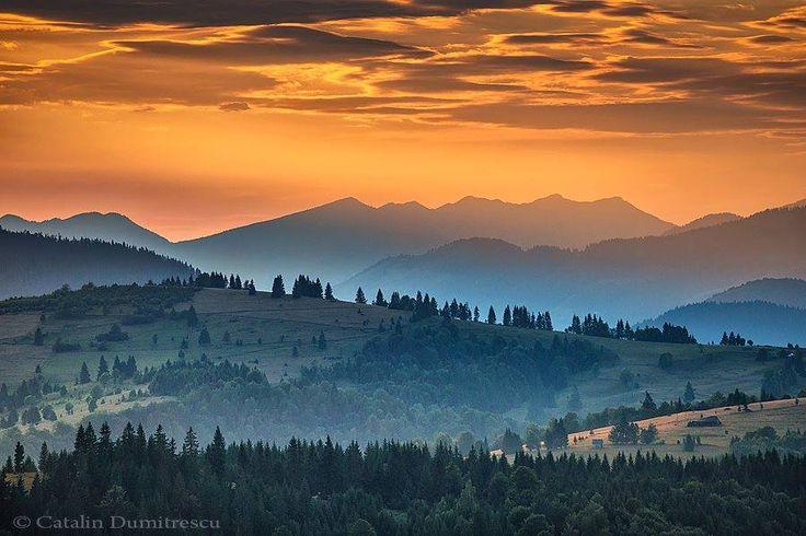 Rodnei Mountains, Transylvania