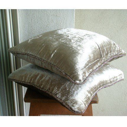 Luxury Pearl Pillows Cover, Contemporary Solid Cushion Co... https://www.amazon.com/dp/B004NPRWPO/ref=cm_sw_r_pi_dp_x_SJ9tybENPW483