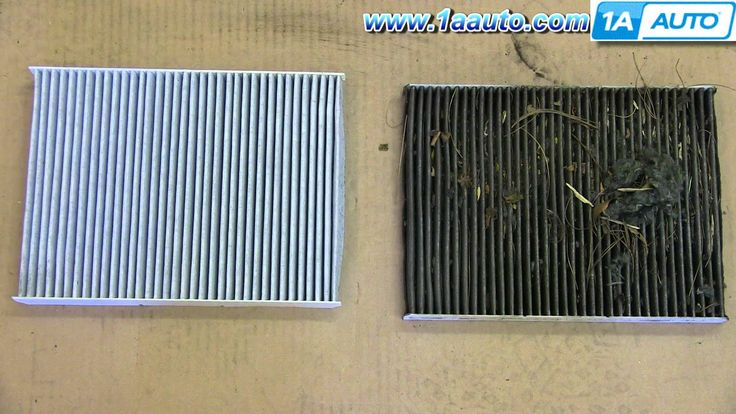 Pin by John Davidson on Car Repair Cabin air filter