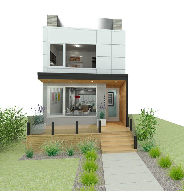 Contemporary Home Design Kelowna | plantas de casa | Pinterest ...