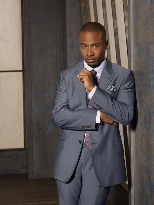 "SCANDAL - ABC's ""Scandal"" stars Columbus Short as Harrison Wright. (ABC/CRAIG SJODIN)"