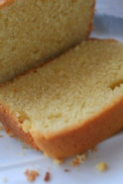 Sugar Free Lemon Cake