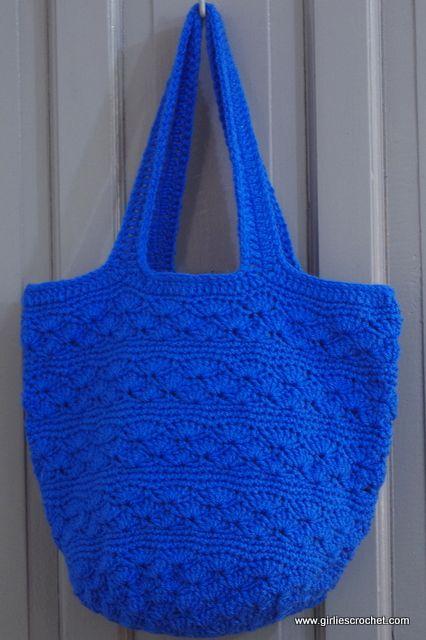 25+ best ideas about Crochet tote on Pinterest Crochet ...