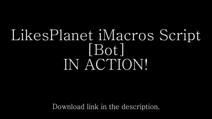 This is a demonstration of my LikesPlanet iMacros scripts in action. Free download at http://moneymakermage.blogspot.com.br/2017/03/likesplanet-imacros-scrip...