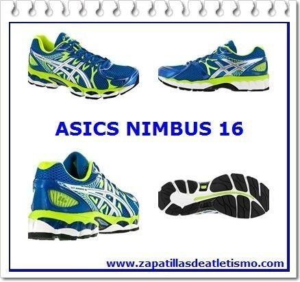 Asics nimbus 16