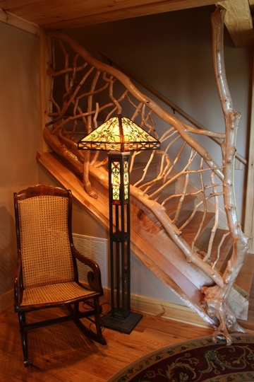 1000 Images About Twig Railing On Pinterest Front Porch Railings Log Meaning And Wood Railing