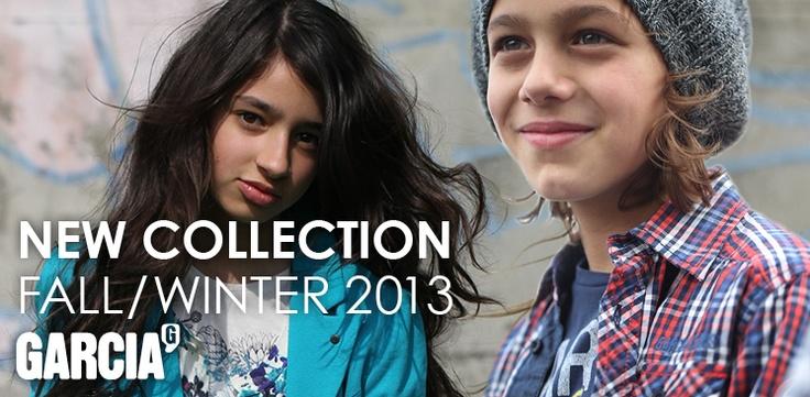 Nieuwe collectie garcia jongens en meisjes kleding bij Jeans Centre