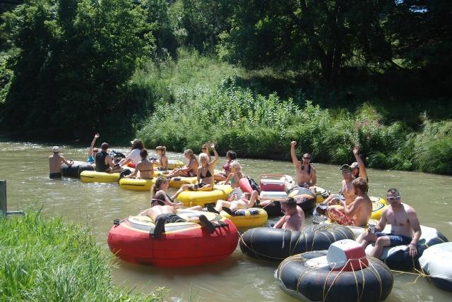 inner tubing down the niobrara river travels to omaha