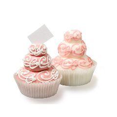 mini wedding cake come segnaposto per le nozze