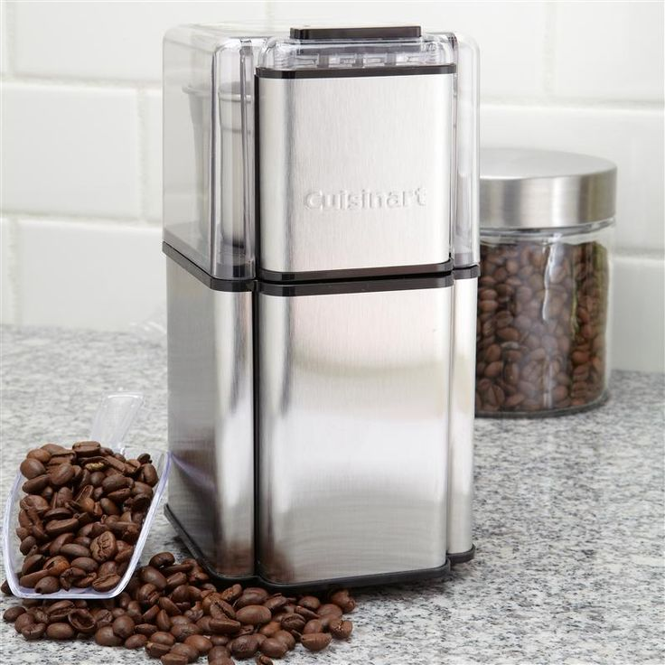 Cuisinart coffee grinder this is a must for any coffee