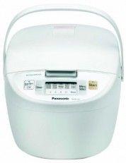 Panasonic SR-DG182 10-Cup (Uncooked) Rice Cooker, White