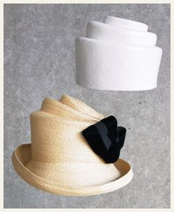 Haute Mode Хирата, бренд Акио Хирата Gakeru шляпа дизайнер Хироко Исида и H, на официальном HP