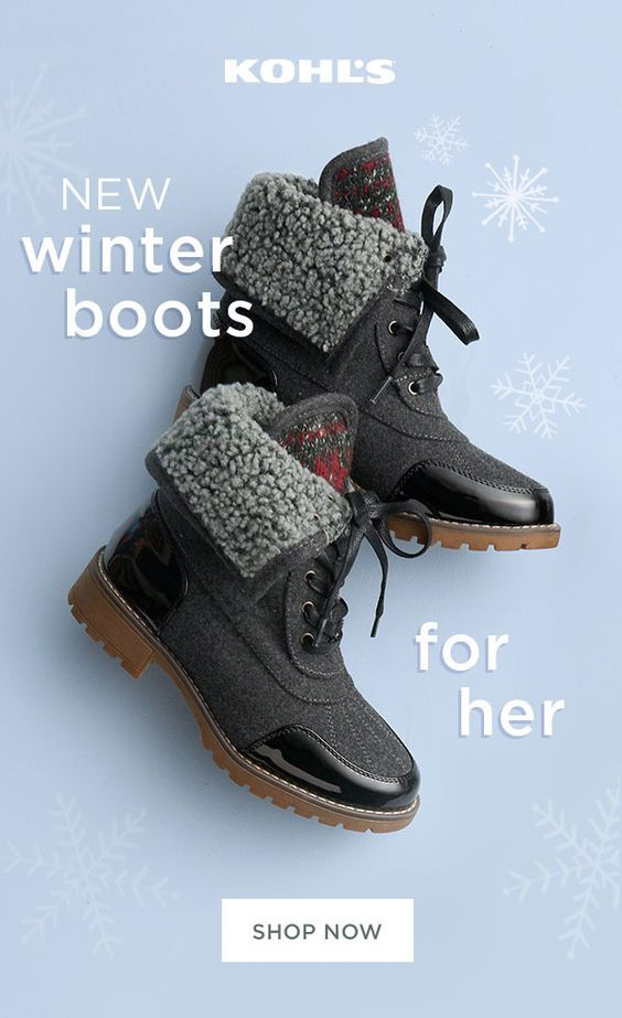 2d48b1e4400 Step up your winter style with Kohl's. Our collection of cold ...